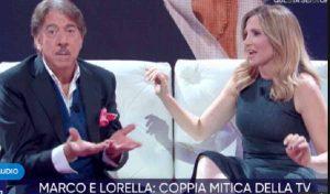 """La Vita in Diretta, Lorella Cuccarini intervista Marco Columbro: """"Eri un gran provolone..."""""""