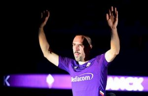 Milan Fiorentina Ribery standing ovation tifosi rossoneri applausi