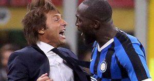 Milan Inter 0 2 gol Lukaku Brozovic var