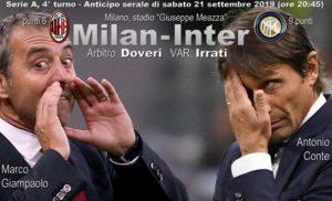 Milan Inter gol risultato derby Lukaku Piatek