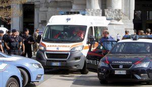 Militare ferito Milano Allah Akbar paradiso