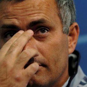 Mourinho Amadeus Domenica In video messaggio figlio José