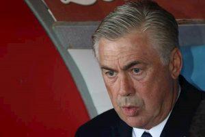 Napoli Ancelotti spogliatoi San Paolo indegni sono furioso