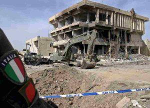 Nassiriya, Corte di Cassazione sentenzia diritto a guerra dove non si muore