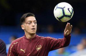 Mesut Özil, Ansa