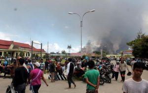 Scontri e morti a Papua
