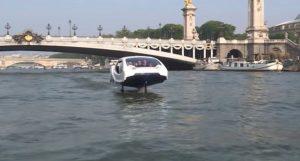 I SeaBubbles a Parigi