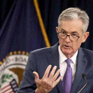 La Fed taglia i tassi di un quarto di punto