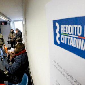 Reddito di cittadinanza: il 21% riceve meno di 200 euro
