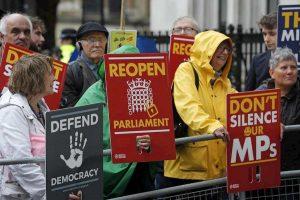 Corte Suprema britannica boccia stop Parlamento