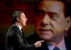 """Renzi: """"Berlusconi mandate attentato Costanzo? E le prove?"""""""
