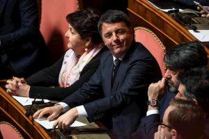 Renzi, i 12 senatori sicuri transfughi