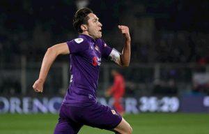 Rigore Milan Fiorentina Chiesa Bennacer fallo netto anche senza var
