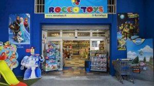 Rocco D'Alesabndris, il re dei giocattoli, è morto