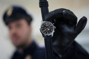 Milano banda rolex arrestati