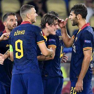 Roma Istanbul gol zaniolo
