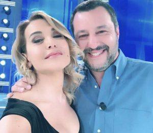 """Matteo Salvini ospite a Live-Non è la D'Urso il 22 settembre: affronterà """"l'uno contro tutti"""""""