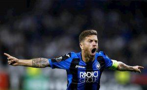 Sassuolo Atalanta 1 4 gol Gomez Zapata Gosens