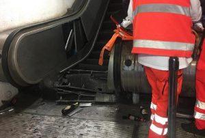 Metro Roma, quattro dipendenti accusati di aver rubato sui pezzi di ricambio
