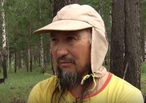 Il sedicente sciamano  Alexander Gabyshev