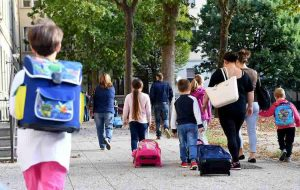 Primo giorno di scuola, c'è ansia per il 56% dei ragazzi