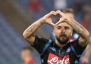 Serie A risultati gol 4 giornata Napoli Roma Lazio Parma