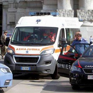 """Milano, il senegalese che ha fermato l'aggressore del militare: """"L'ho steso con una catena"""""""