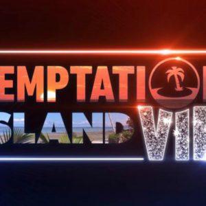 Temptation Island Vip Nathalie Caldonazzo andrea ippoliti