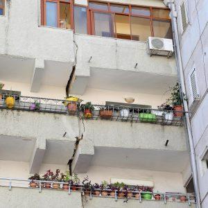 Terremoto Albania danni e scosse
