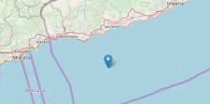 Terremoto Imperia scossa Sanremo