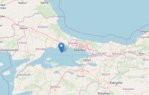 Terremoto Turchia avvertito Istanbul