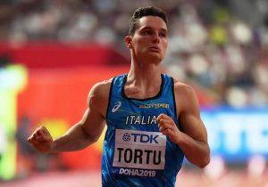 Tortu finale 100 metri video YouTube un italiano non ci arrivava dal 1987