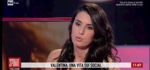 """Storie Italiane, Valentina Vignali: """"Non ho detto subito del mio cancro perché..."""""""
