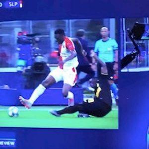 Var Inter Slavia Asamoah espulsione ecco cosa ha deciso l'arbitro
