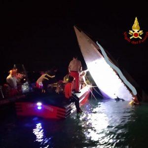 Venezia barca schianto morti