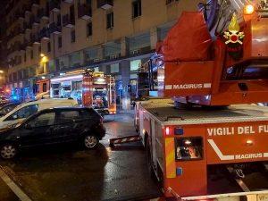 Palermo, esplode bombola di gas in ristorante: tre persone ferite
