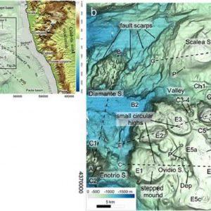 Mar Tirreno: tre vulcani sottomarini sono stati scoperti davanti alla costa calabrese