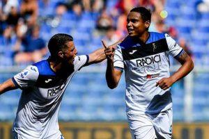 Atalanta Udinese 7 1 gol Muriel Ilicic Pasalic scudetto