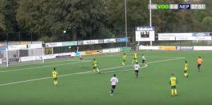 Claudio Santos Silva video youtube gol più bello settimana Olanda