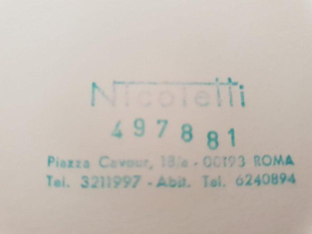 studio nicoletti roma