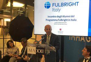 Alumni della Commissione Fulbright: il meeting al Maxxi di Roma