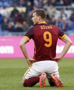 Infortunio Dzeko Diawara Hysaj Pisacane tempi recupero calciatori