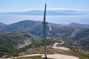 Enel inaugura Kafireas: è il più grande impianto eolico in Grecia