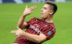 Milan Piatek risultato gol Serie A 10 giornata Piatek Petagna