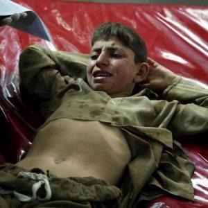 Afghanistan, bomba in una moschea: almeno 62 morti