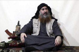 Il leader dell'Isis Abu Bakr al Baghdadi, Ansa