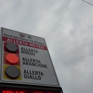 Maltempo al Nord, allerta arancione in Liguria. Le previsioni per i prossimi giorni