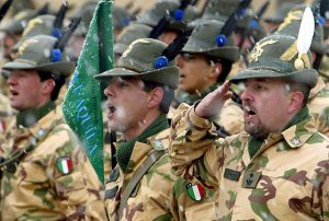 Alpini: sergente a processo per insulti razzisti a un ufficiale di origine marocchina