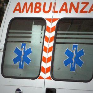 straniero colpito da pietra a Perugia
