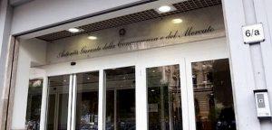 Antitrust, multa da 3 milioni di euro per una gara Consip nella PA